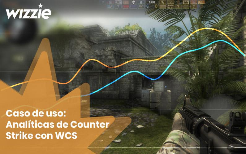 Caso de uso: Analítica sobre el juego Counter Strike