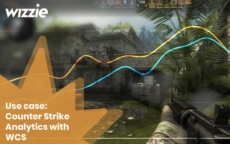 "Use case: ""Counter Strike"" analytics with WCS"