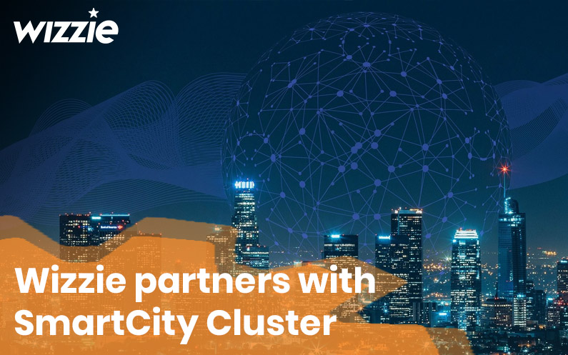 Wizzie partners with SmartCity Cluster