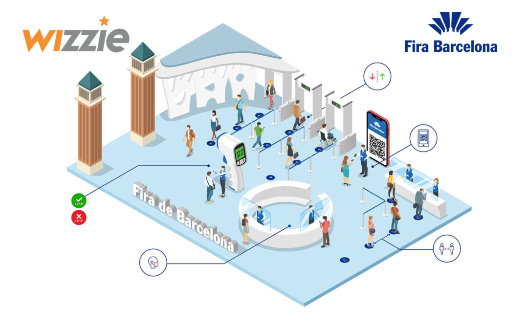 Success Story: Fira switches to smart venue