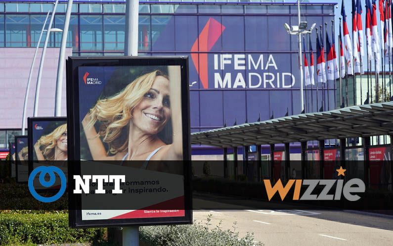 IFEMA Madrid. FITUR. Análisis inteligente de espacios en tiempo real