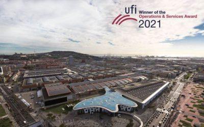 La Estrategia Big Data de Fira de Barcelona, Premio UFI 2021