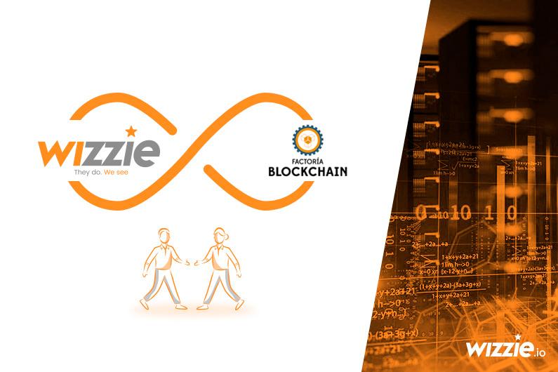 Wizzie Analytics y Factoría Blockchain se alían para aportar soluciones Big Data a sus clientes